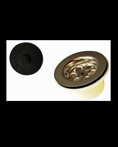 Desague Plast/crom 1.1/2 Taumm