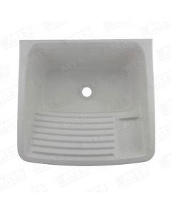 Lavadero Plast 13lt C/desague