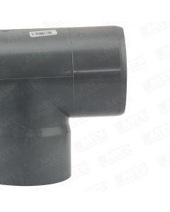 TEE PVC SANITARIO 110 X 110 MM C/C