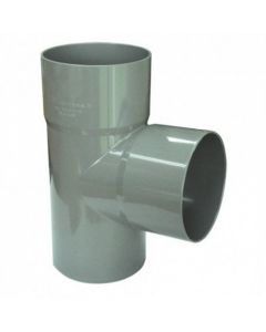 TEE PVC SANITARIO 110 X  75 MM C/C