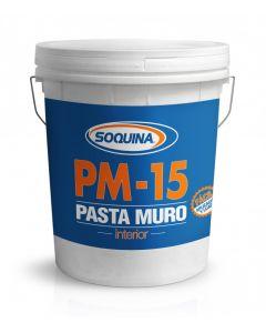PASTA MURO PM-15 SOQUINA 24KG