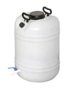 Bidon P/agua 60lt B/ancha C/llave