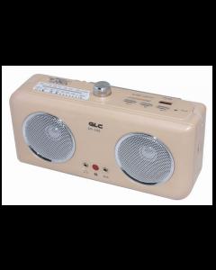 Glc Radio Portatil T-sp300