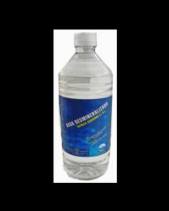 Agua Desmineralizada  1 Lts