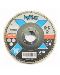 Disco Lamina 4.1/2 G50 Nexxo