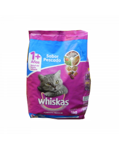 Whiskas Pescado 1kg