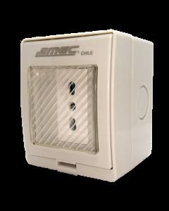 TOMACORRIENTE 10/16A HIDROBOX IP55