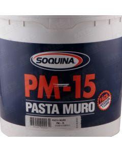 PASTA MURO PM-15 SOQUINA 1KG